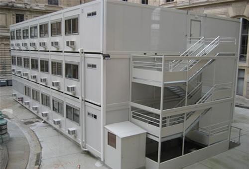 集装箱房子的结构图纸_集装箱房-XGZ04_鑫光正钢结构材料有限公司|钢结构厂房|钢结构 ...